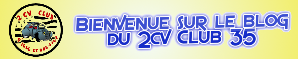 Le 2Cv club 35 Logo